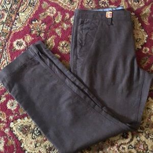 Banana Republic straight fit pants